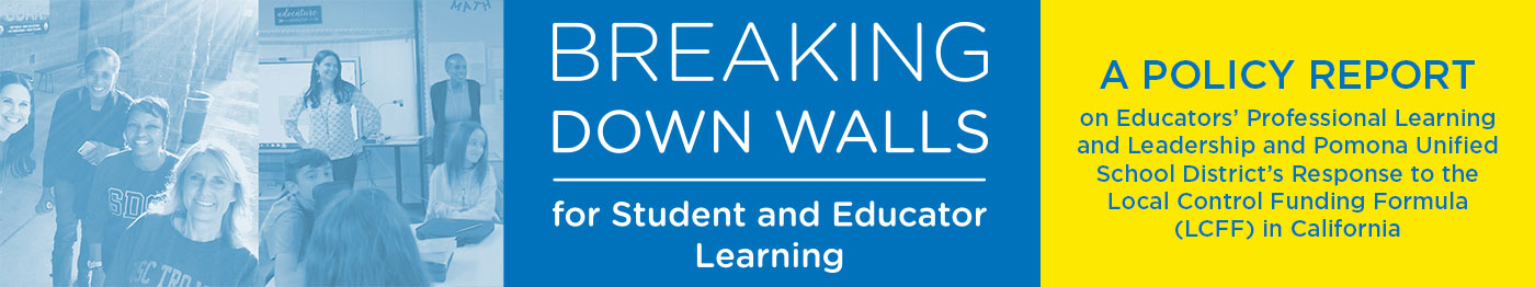 Breaking Down Walls for Student and Educator Learning