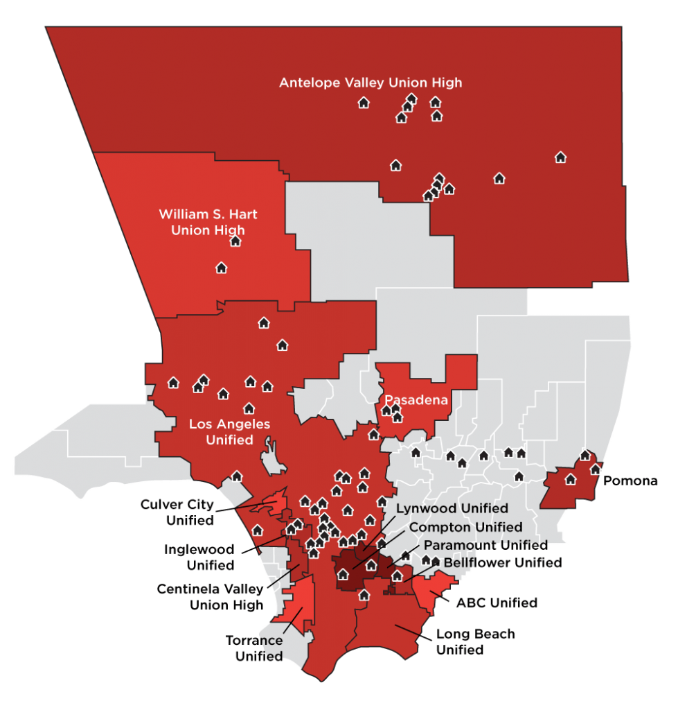 Interactive District Map
